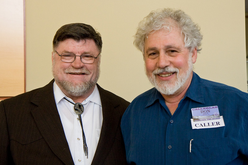 Bob Elling and Don Beck at Callerlab