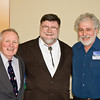 Jerry Helt, Bob Elling, and Don Beck at Callerlab