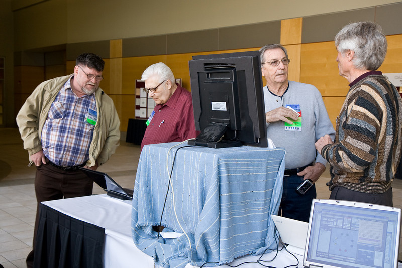 Discussing Reinhold's software program