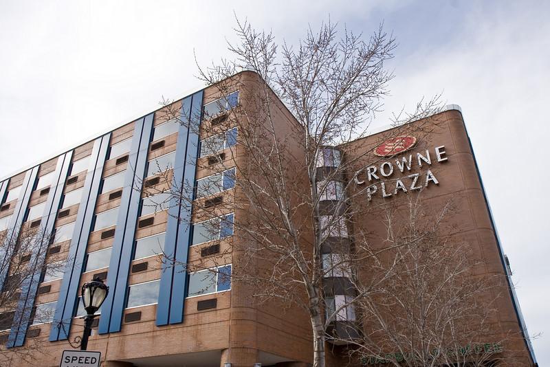 Crowne Plaza Hotel in Niagara Falls, NY