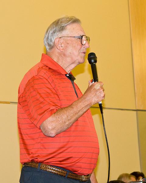 Ernie Kinney at Callerlab