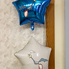 Balloons at Roadrunners' hoedown