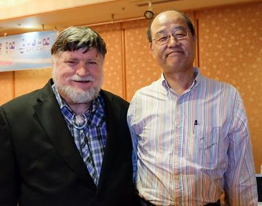 Bob and Atsushi