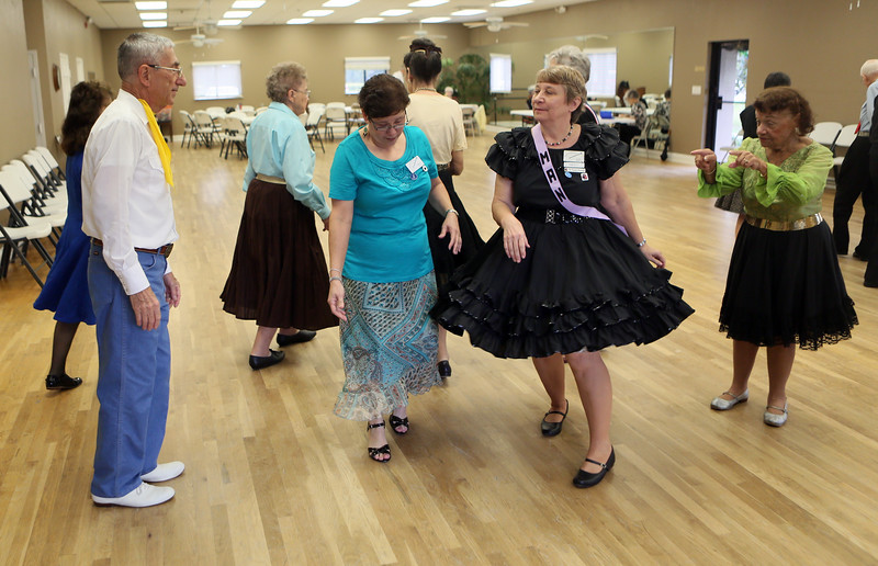 Free Introductory Square Dance Classes @ Casselberry Recreation Center | Casselberry | Florida | United States