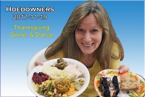 2017-11-19 Thanksgiving Dinner & Dance