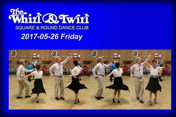 2017-05-26 WT  Friday Plus Dance