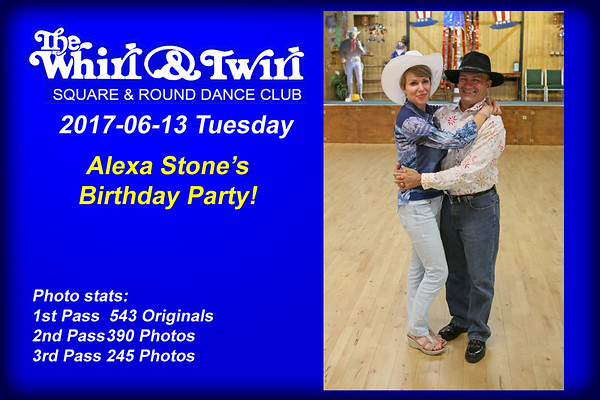 2017-06-13 Alexa Stone's Birthday Party