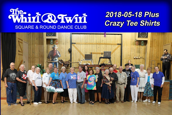 2018-05-18 WT  Crazy Tee Shirts