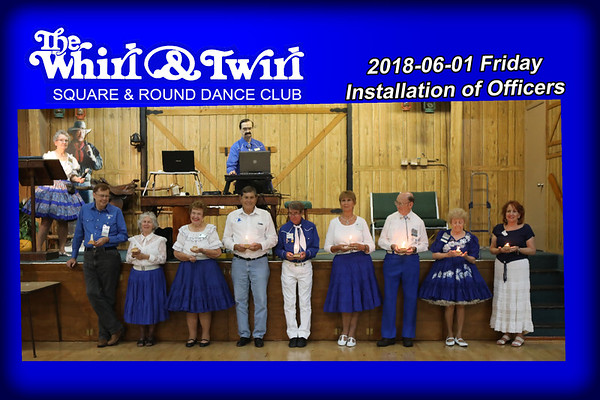 2018-06-01 WT Installation of Officers