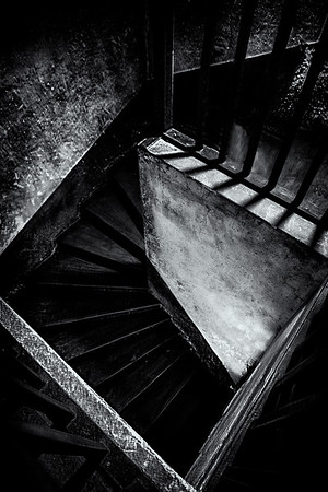 Stairway - Maison Van Gogh - Auvers-Sur-Oise