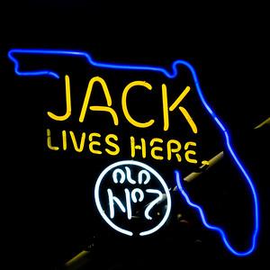 Jack in Florida