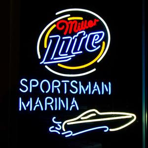 Neon Sportsman