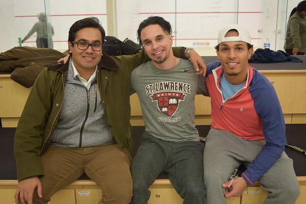Squash Leadership Committee - December 2017
