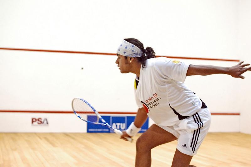 Quito 07 Squash Open