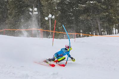 Snow King - Jackson December Slaloms