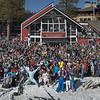 Le Chamois Party, group photo 2011