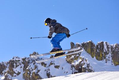 Gold Coast Park Skiing Dec 2012
