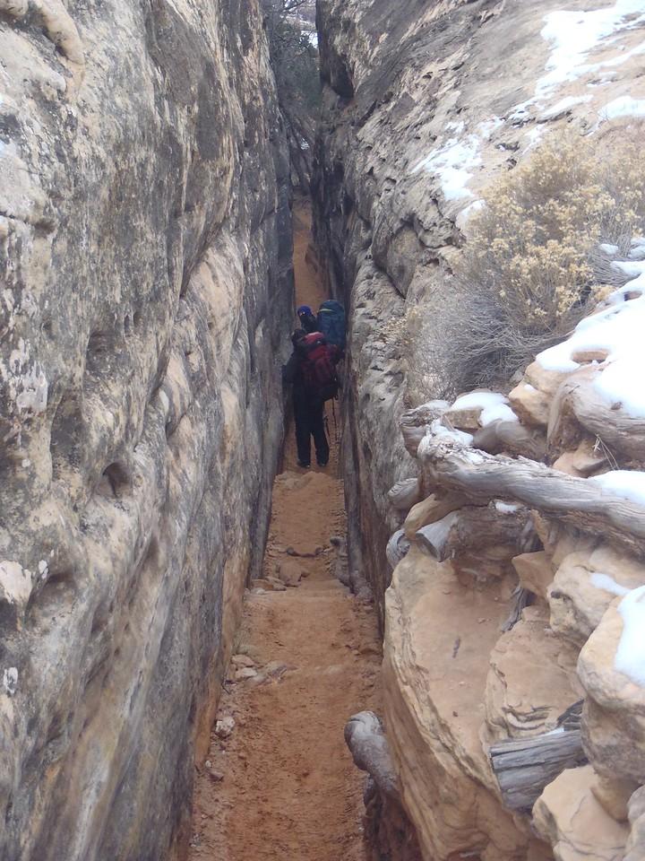 Slot Trail