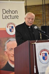 Fr. Tom Knoebel, SHSST president-rector