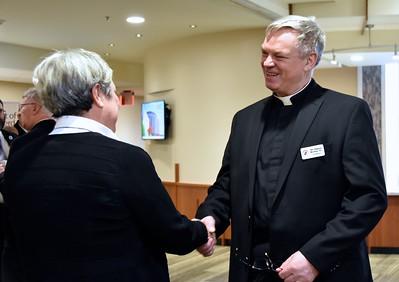 Sr. Norma and Fr. Ziggy