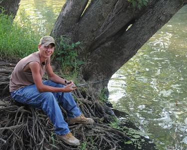 Nick Fishing 1