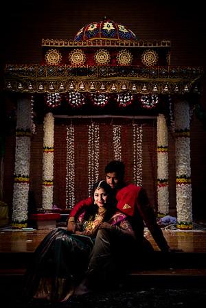 Sravanthi + Aditya