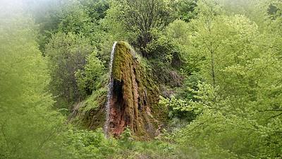 Srbija - Kucajske planine, park prirode Valkaluci, vodopad Prskalo,  Nekudovo, Pasuljanske livade, 14.5.2017.