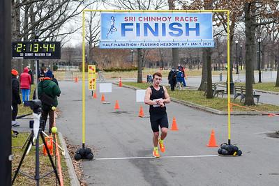 SCMT Half-Marathon 01Jan21-23