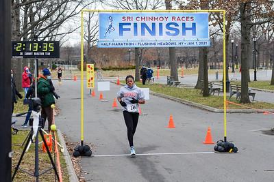 SCMT Half-Marathon 01Jan21-22
