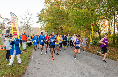 20191020_Half-Marathon Rockland Lake Park_006
