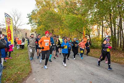 20191020_Half-Marathon Rockland Lake Park_019