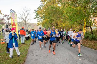 20191020_Half-Marathon Rockland Lake Park_007
