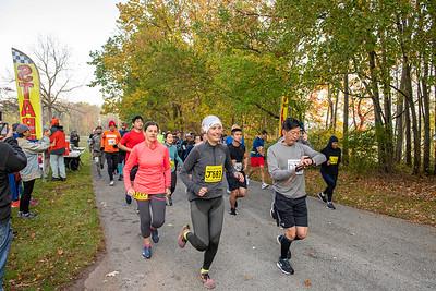 20191020_Half-Marathon Rockland Lake Park_018