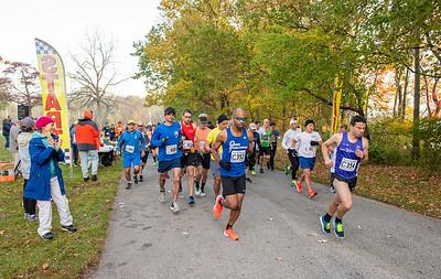 20191020_Half-Marathon Rockland Lake Park_008