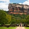 Sigiriya rock, Sigiriya, Sri Lanka