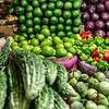ผัก ผลไม้ ศรีลังกา vegetables fruits Sri Lanka