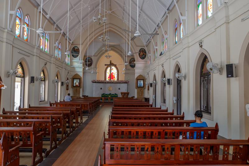 Holy Rosary (Infant Jesus) Church on Slave Island