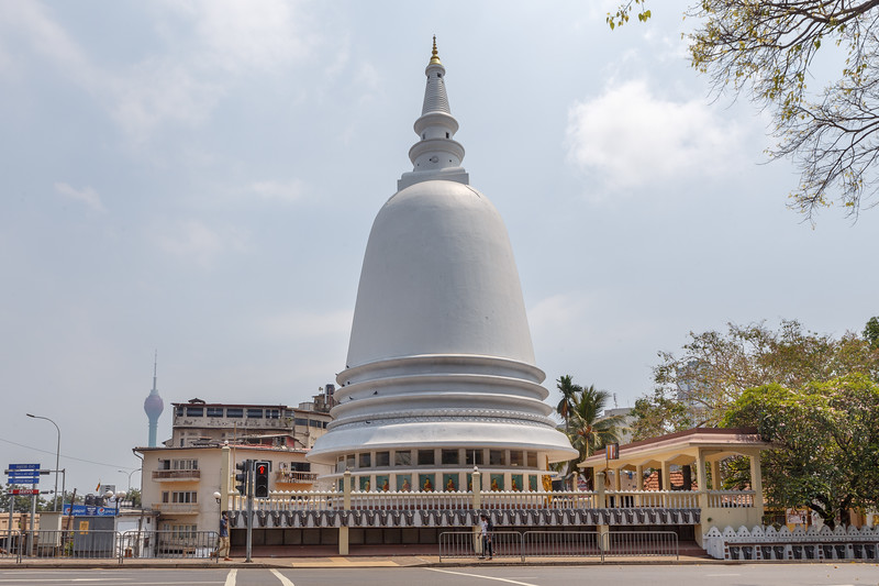 Colombo fort temple