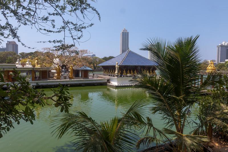 Seema Malaka – The Gangarama Buddhist Temple