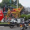 Rickshaw Statue
