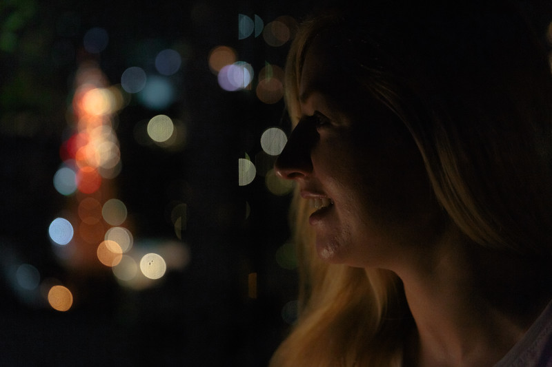 Night Portrait