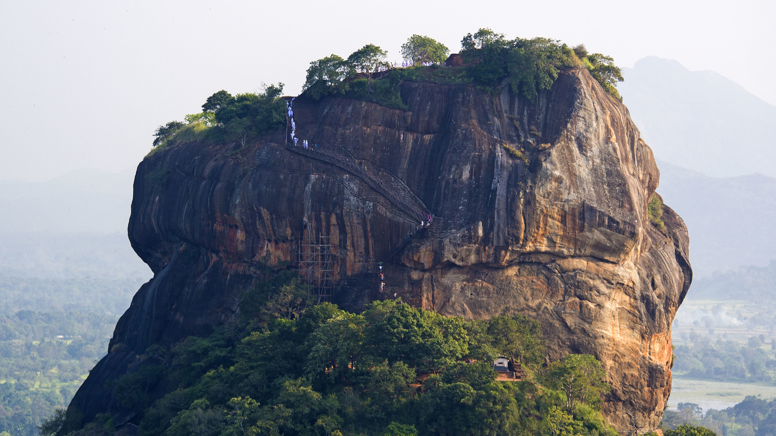 Pidurangala Rock: An Overlooked Gem You've Gotta Hike