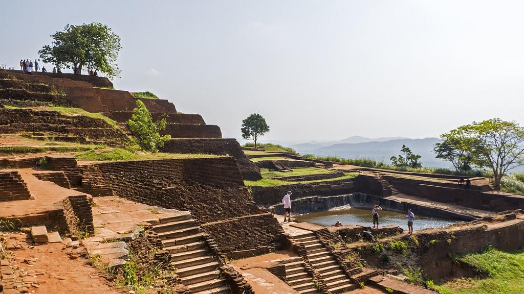 Top 10 Things to do in Sri Lanka: Sigiriya Rock