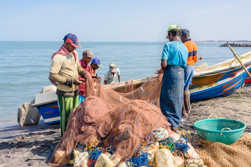Fisherman of Negombo