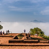 Ruins at the Top of Sigiriya