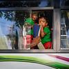 Boy on the Bus