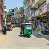 Sir Lanka Street Scene