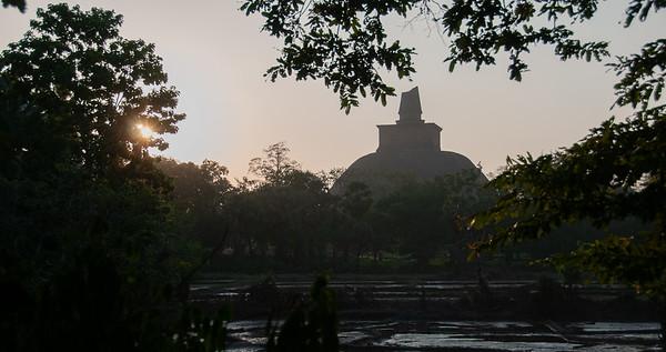Jetavanarama, Anuradhapura, 2013