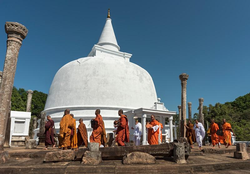 Lankaramaya Dagoba, Anuradhapura