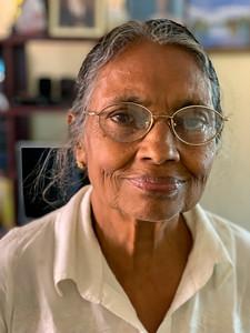 My mum, Colombo